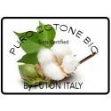 Futon Monte: cotone biologico