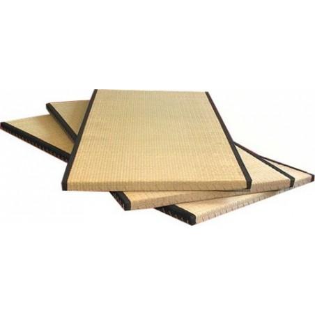 Tatami Stuoia in paglia di riso pressata, per letti per pavimenti
