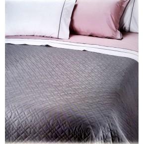 Trapuntino Percalle Best Quilt 270 x 270 cm - grigio