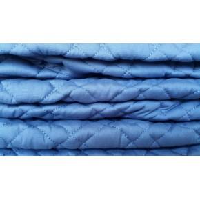 Trapuntino Percalle Best Quilt 270 x 270 cm - blu