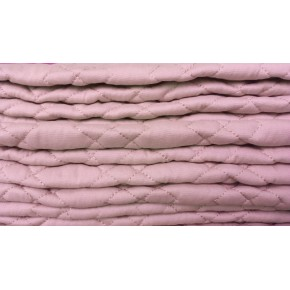 Trapuntino Percalle Best Quilt 180 x 270 cm - rosa