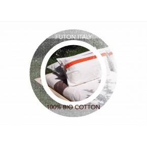 Lenzuola puro cotone Biologico GOTS