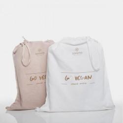 Accappatoio vegan