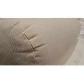 Cuscino Cilindro Futon tessuto greggio