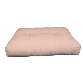 Cuscino  Futon tessuto greggio