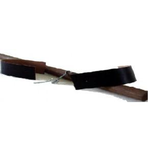 Letto in legno lamellare Aikido