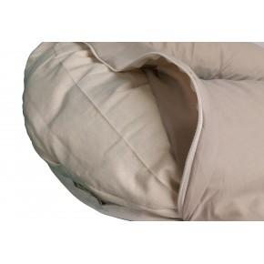 Cuscino per allattamento in pula di miglio o farro