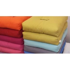 Cuscino Zabuton colori vari e misure